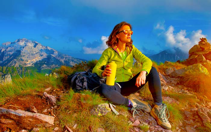 Miglior borraccia da trekking